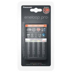 Зарядное устройство Panasonic Eneloop Pro микропроцессорное + 4