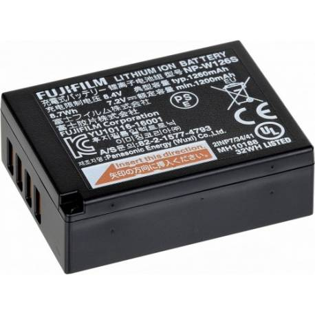 Аккумулятор Fujifilm NP-W126s