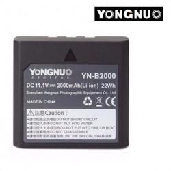 Аккумулятор Yongnuo YN-B2000