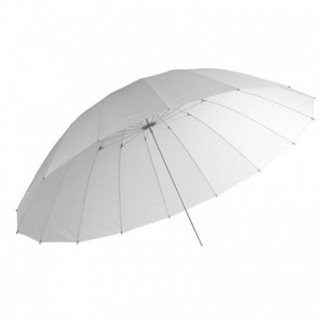 Зонт белый на просвет 100см