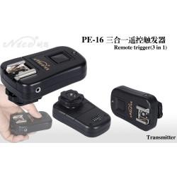 Радио синхронизатор 3 в 1 для Nikon