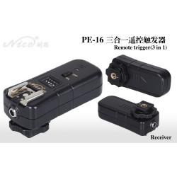 Приемник радиоснихронизатора 3 в 1 для Nikon