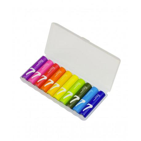 Батарейки Xiaomi Zi7 AAA Rainbow Colors (10 шт.)