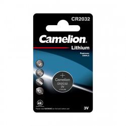 Батарейка CAMELION Lithium Battery CR2032-BP1