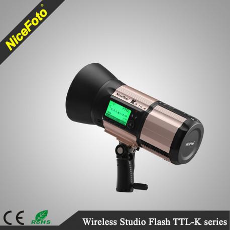 Беспроводная вспышка NiceFoto TTL-K6