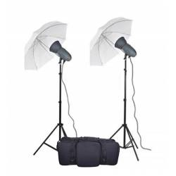 Набор импульсного света VL-300P c зонтами