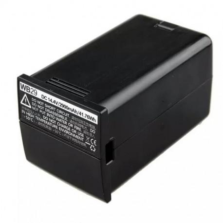 Сменная батарея Godox WB29 для AD200