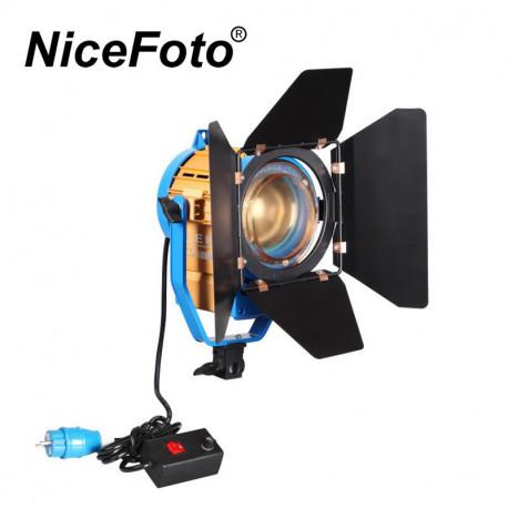 Светодиодный фонарь CD-1000, c линзой Френеля