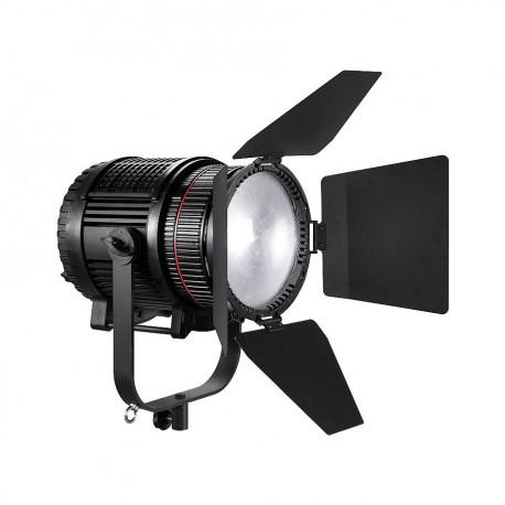 Светодиодный фонарь с линзой Френеля CN-200F