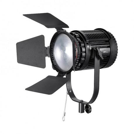 Светодиодный фонарь с линзой Френеля CN-100F