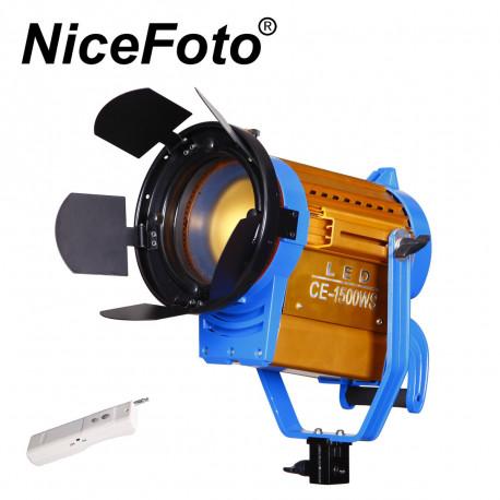 Светодиодный фонарь CE-1500WS, c линзой Френеля