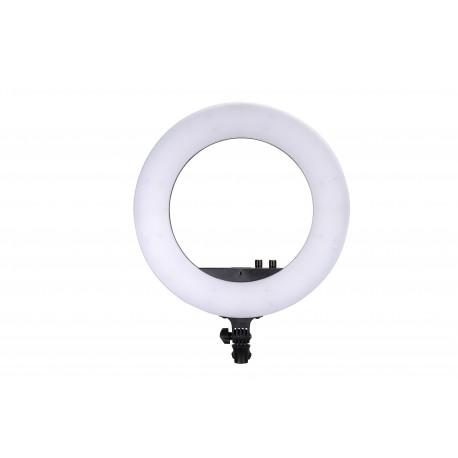 Кольцевой светодиодный источник света CN-R480C + Сумка