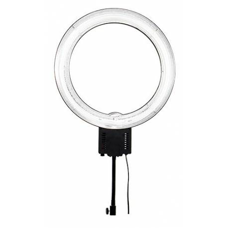 Кольцевой флуоресцентный источник света CN-65C Pro
