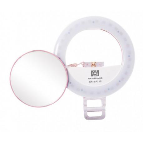 Накамерный кольцевой свет CN-MP32C