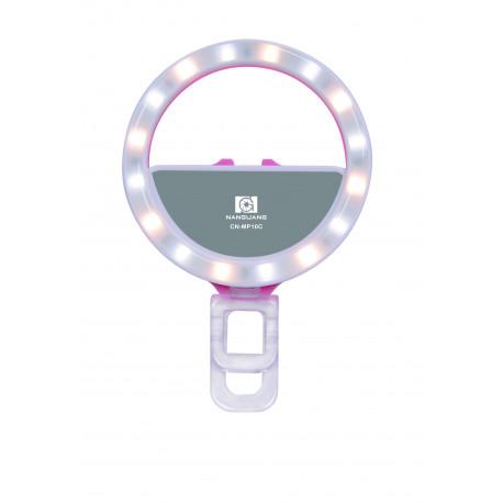 Накамерный кольцевой свет CN-MP16C