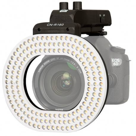 Кольцевой светодиодный источник света CN-R160