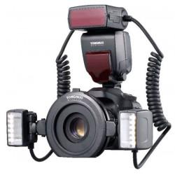 Вспышка Yongnuo YN-24EX Macro TTL для Canon