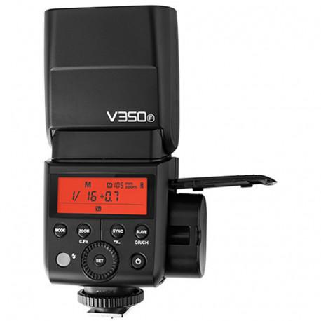 Вспышка Godox Ving V350F TTL для Fujifilm