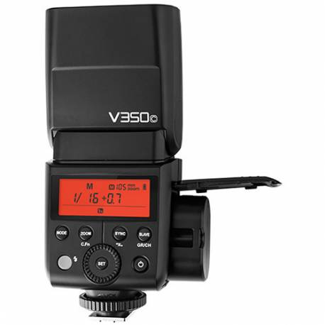 Вспышка Godox Ving V350C TTL для Canon