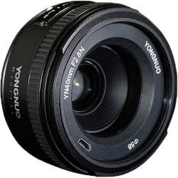 Объектив Yongnuo YN40mm F2.8 N
