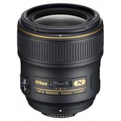 Объектив Nikon 35 mm f/1.4G AF-S Nikkor