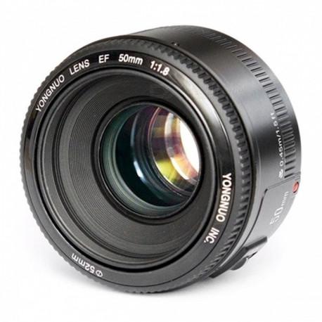 Объектив Yongnuo YN 50mm f/1.8