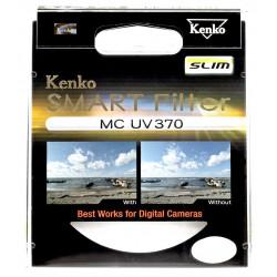 Фильтр KENKO MC UV 370 Slim 58мм
