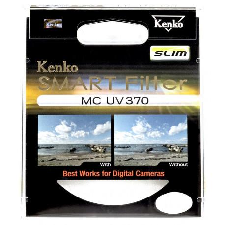 Фильтр KENKO MC UV 370 Slim 62мм