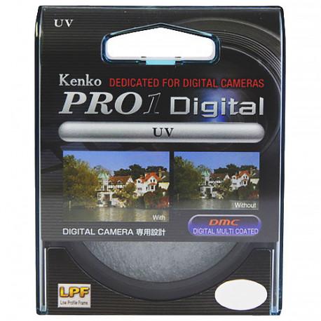 Фильтр для объектива, Kenko, 58S PRO1D UV