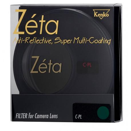 Светофильтр Kenko Zeta C-PL 72mm