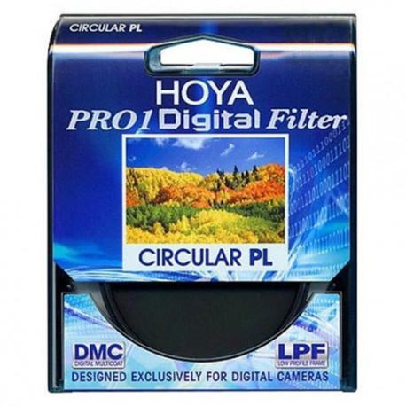 Фильтр Hoya PL-CIR PRO1D 58mm