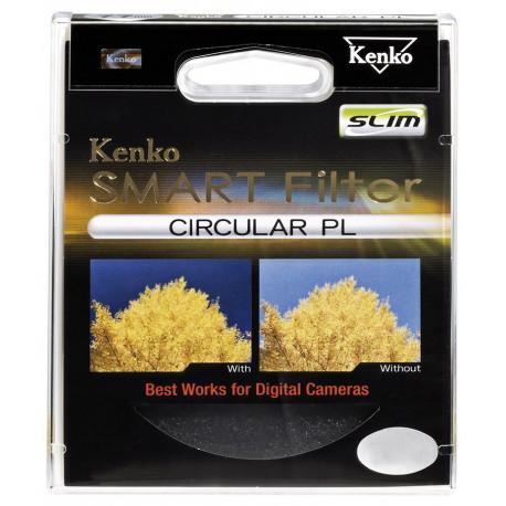 Фильтр Kenko 62мм C-PL SLIM