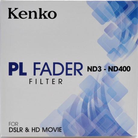 Светофильтр Kenko PL FADER ND3-ND400 72mm
