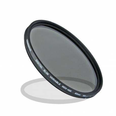 Фильтр Yongnuo Super Slim ND2-400 Filter 82mm