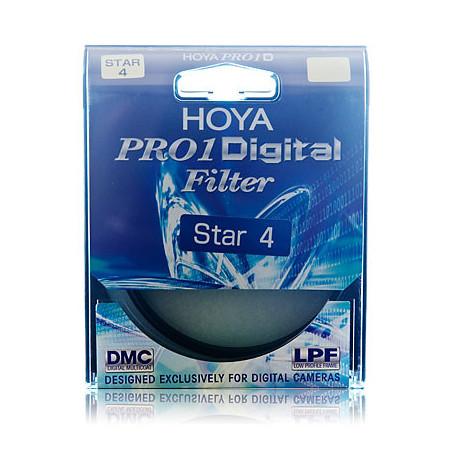 Светофильтр HOYA PRO1D 72MM. Star 4