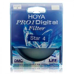 Светофильтр HOYA PRO1D 58MM. Star 4