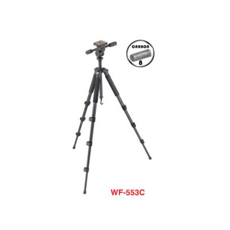Карбоновый трипод WF553C