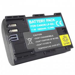 Аккумулятор Canon LP-E6+