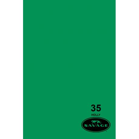 Бумажный фон - 35 Темно зеленый