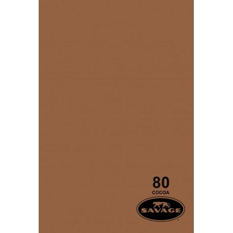 Бумажный фон -  80 Какао