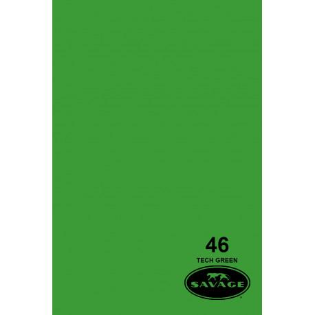 Бумажный фон - 46 Зеленый (хромакей)