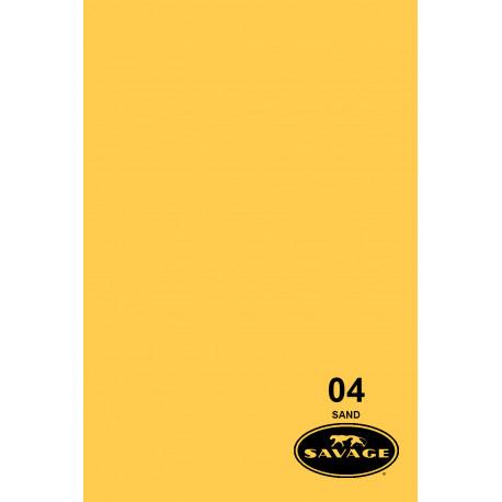 Бумажный фон - 04 Песочный