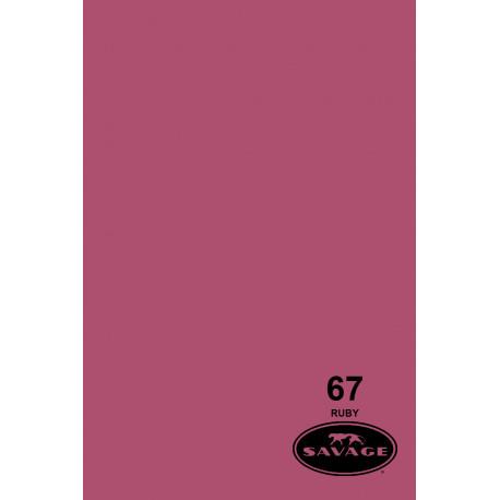 Бумажный фон - 67 Рубиновый