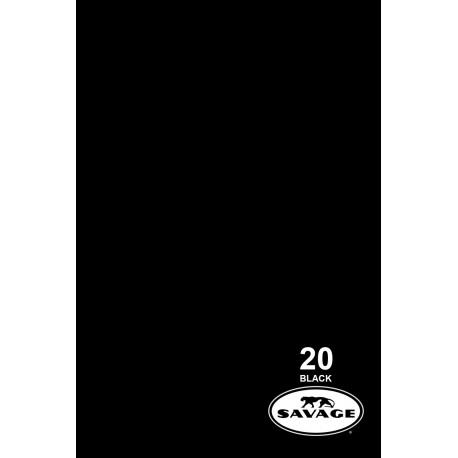 Бумажный фон - 20 Супер черный