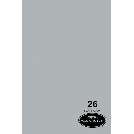 Бумажный фон - 26 Светло серый