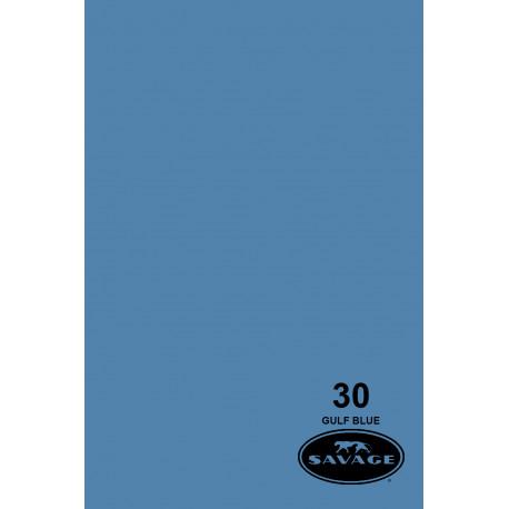 Бумажный фон - 30 Синий залив