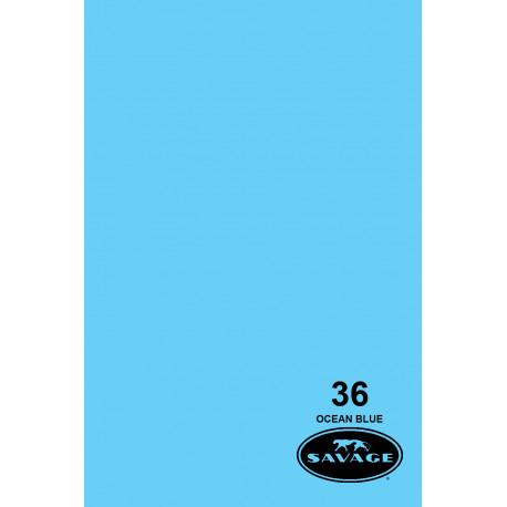 Бумажный фон - 36 Синий океан