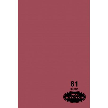 Бумажный фон - 81 Ржавый красный