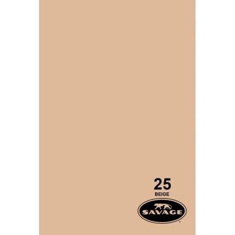 Бумажный фон - 25 Бежевый