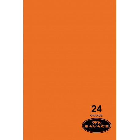 Бумажный фон - 24 Оранжевый